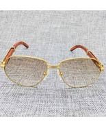Handmade Sunglasses Mens Luxury Designer High Quality Carter Glasses Fra... - $150.00