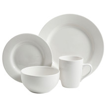 Gibson Elite Gracious Dining 16-Piece Hotelware Set made of Fine Ceramic... - $69.31