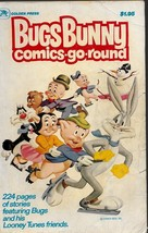 Bugs Bunny Comics-Go-Round  224 Pgs Intact 1979 Golden Press Softcover - $6.99