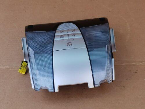 05-11 Mercedes R171 SLK280 SLK350 Dome Vanity Map Light W/ SOS