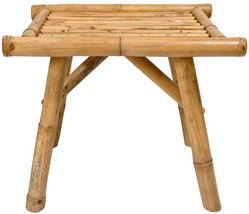 Bamboo Side Table -  - Plant Stand -  Table - Indoor/Outdoor Use - $165.70
