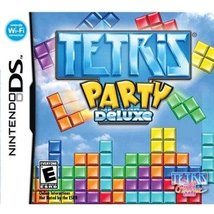 Tetris Party Deluxe - Nintendo DS [video game] - $6.60
