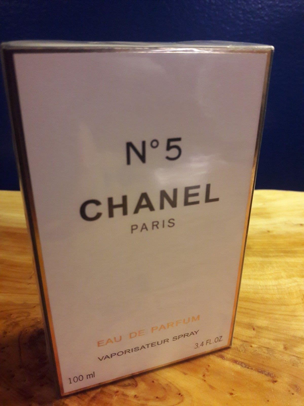 b898ce23 N°5 Chanel Paris Spray EDP 3.4oz/100ml- OPEN and 41 similar items