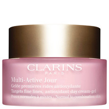 Clarins Multi-Active Day Cream-Gel Normal to Combination Skin 1.7 oz  - $43.74