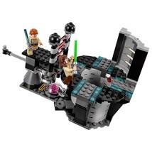 Star Wars Duel on Naboo Lego Building Lightsaber Preschool Toy Set NEW - $35.59