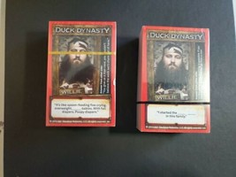 Duck Dynasty Redneck Wisdom Board Game Replacement Cards NEW - $8.95