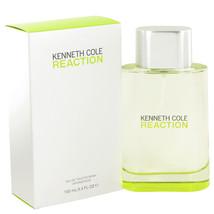 Kenneth Cole Reaction Cologne by Kenneth Cole 3.4 oz Eau De Toilette Spray - $45.99