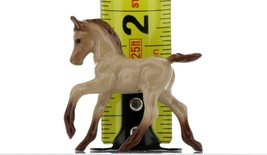 Hagen Renaker Miniature Horse Buckskin Colt Ceramic Figurine image 2