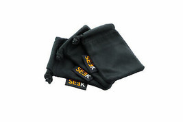 SeekOptics Replacement Accessories for Oakley Microfiber Bags Black - $10.39