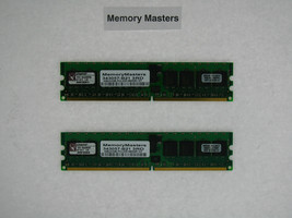 343057-B21 4GB  (2x2GB) Memory HP ProLiant DL360 G4p BL20p G3