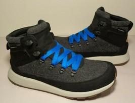 Merrell Size 10.5 M ASHFORD CLASSIC CHUKKA Black Sneakers New Women's Shoes - $108.90