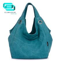 2017 New Designer Women Bag Luxury Canvas HandBags Shape Messenger Bags ... - $67.71