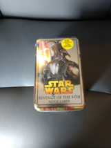 Star Wars Revenge of the Sith Movie Cards - $34.99