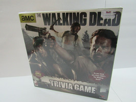 AMC The Walking Dead Trivia Board Game By Cardinal - BRAND NEW/STILL SEALED - $7.91