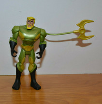 BATMAN THE BRAVE AND BOLD AQUAMAN LOOSE ACTION FIGURE DC COMICS MATTEL 5... - $5.37