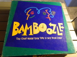 Bamboozle Game-Complete - $12.00