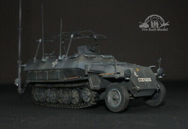 German SdKfz 251/6 Ausf. C Command Vehicle 1:35 Pro Built Model - $272.25
