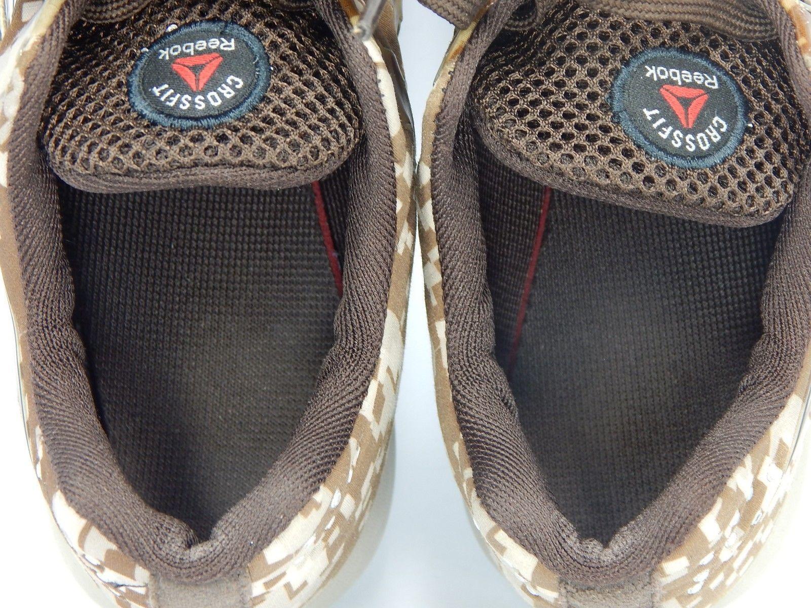 Reebok Crossfit Nano 2.0 Size US 7 M (B) EU 37.5 Women's Running Shoes Brown