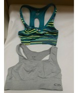lot 2 women's sport Bras sz XS by Old Navy & Champion Activewear A - $8.90