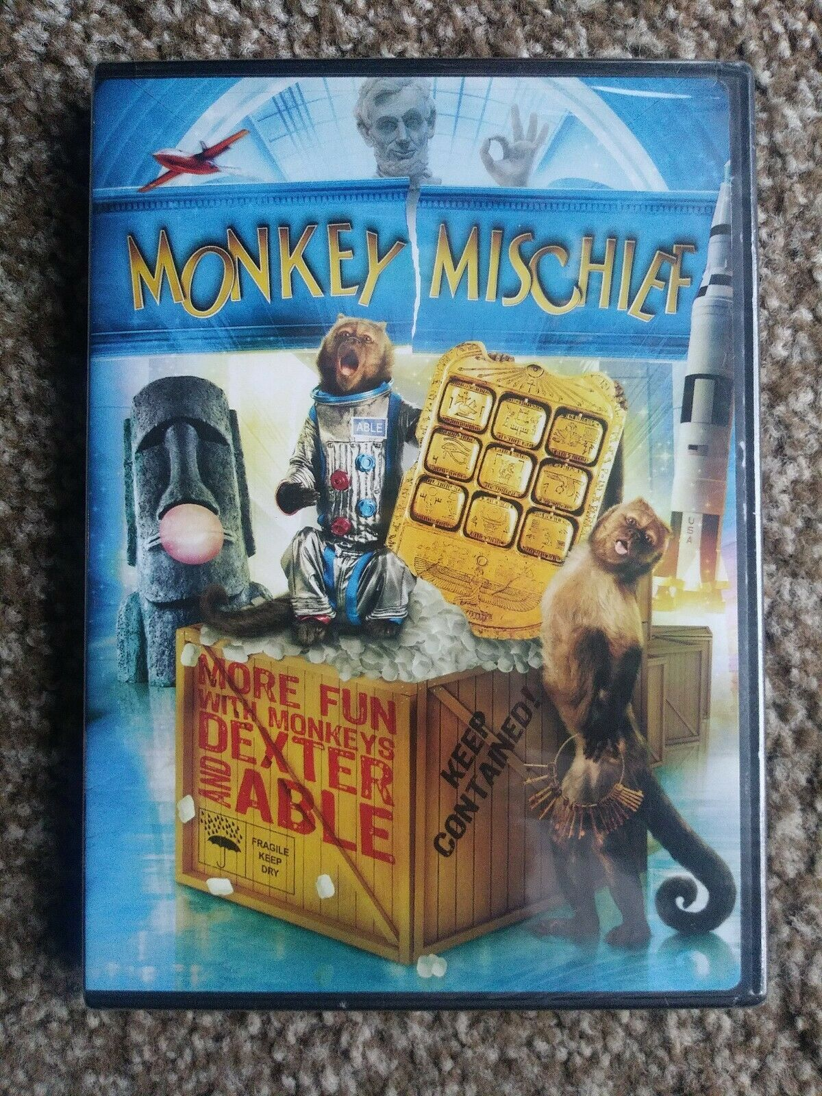 Primary image for NEW Monkey Mischief (DVD, 2009)