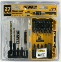 DeWalt - DW2504TG -Tough Grip Steel Hex Shank Screwdriver Bit Set - 27-P... - $25.69