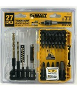 DeWalt - DW2504TG -Tough Grip Steel Hex Shank Screwdriver Bit Set - 27-P... - $25.69