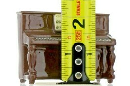 Meowsic Piano Figurine - Miniatures by Hagen-Renaker, INC image 2
