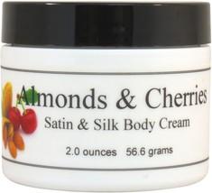 Almonds and Cherries Satin and Silk Cream - $11.63+
