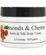 Almonds and Cherries Satin and Silk Cream - $10.66+