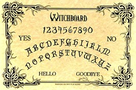 Death and Afterlife 1 Question witch board Reading ~ For the Morbidly Cu... - $25.00