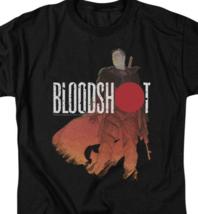 Bloodshot T Shirt Valiant Comics 90s comics Eternal Warriors black tee VAL118 image 2