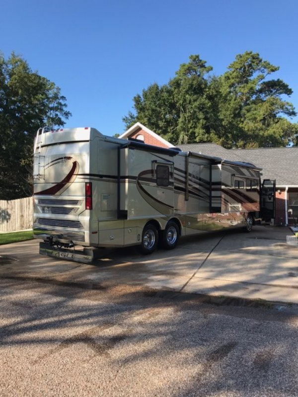 2007 Fleetwood American Eagle For Sale In Conroe, TX