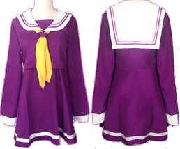 Cosplay Costume for NO GAME NO LIFE Shiro  - $70.00