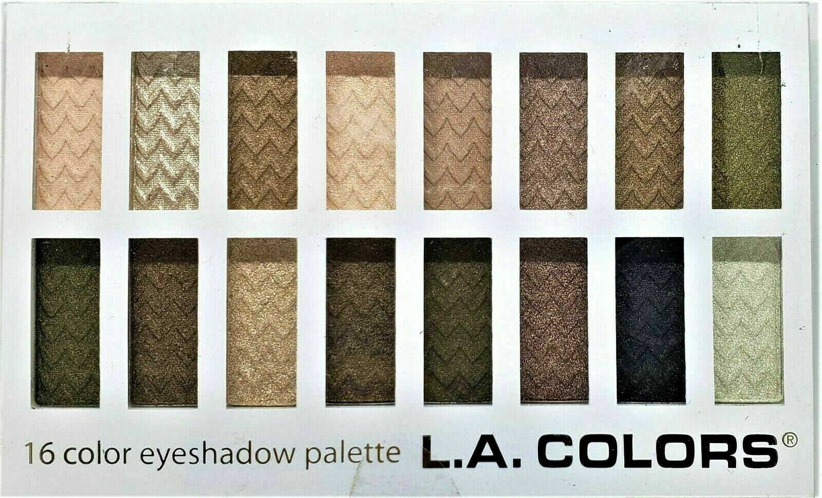 Primary image for L.A. Colors 16 Color Eye-shadow Palette, #74201 Sweet