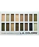 L.A. Colors 16 Color Eye-shadow Palette, #74201 Sweet - $10.69