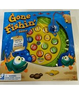 GONE FISHIN' Just like the Classic Fishing Game Of Yesteryear Remember  - $10.00