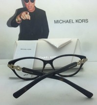 New Michael Kors Eyeglasses Portillo Mk 4021B 3046 52-16 Tortoise Gold & Silver - $239.98