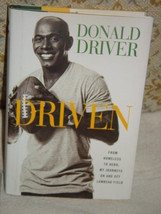 Driven : From Homeless to Hero, My Journeys on and off Lambeau Field by ... - $19.00