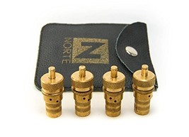 GoNorte Adjustable Tire Deflators - Heavy Duty Solid Brass Set of 4 - $44.90