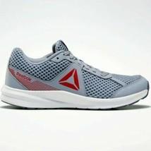 Reebok Womens Endless Road Black/Grey/Pink Running Shoes Size 7 - $42.74