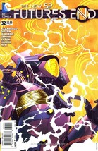 New 52, The: Futures End #32 VF/NM; DC   save on shipping - details inside - $2.99