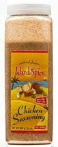 Island Spice Chicken Seasoning 32oz - $24.56