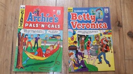 Lot of 2 Archie's Comic Books - $10.99