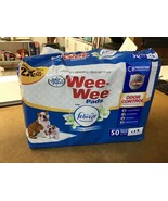 *Missing Some Four Paws Wee-Wee Odor Control Pads Febreze Freshness 22in... - $16.33