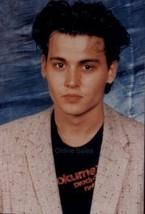 Johnny Depp Foreign Tee Shirt 4x6 Photo - $4.99