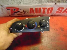 99 00 Honda Civic heat heater temperature climate control switch unit - $29.69