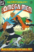 (CB-14} 1983 DC Comic Book: The Omega Men #4 - $3.00