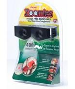 Hands Free Binoculars Sunglasses As Seen on TV Zoomies NEW - $19.55