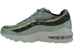 NIKE AIR MAX 95 SPECIAL EDITION YOUTH SIZE 5.5 TO 7.0 METALLIC PLATINUM ... - $129.99