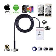 Wireless HD 720P Waterproof Smart WIFI Camera Snake Inspection Endoscope... - $31.04